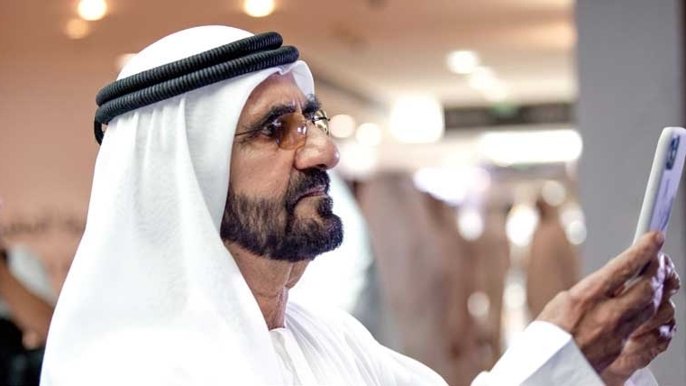 Sheikh Mohammed launches 4 future labs