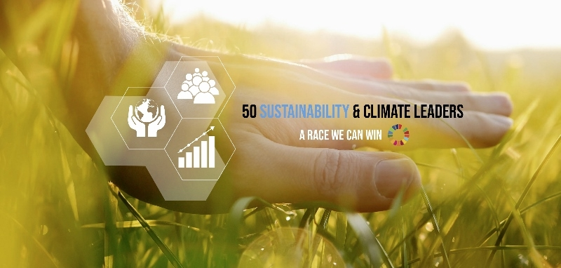 "SSI Schaefer joins the ""50 Sustainability and Climate Leaders"" Initiative"