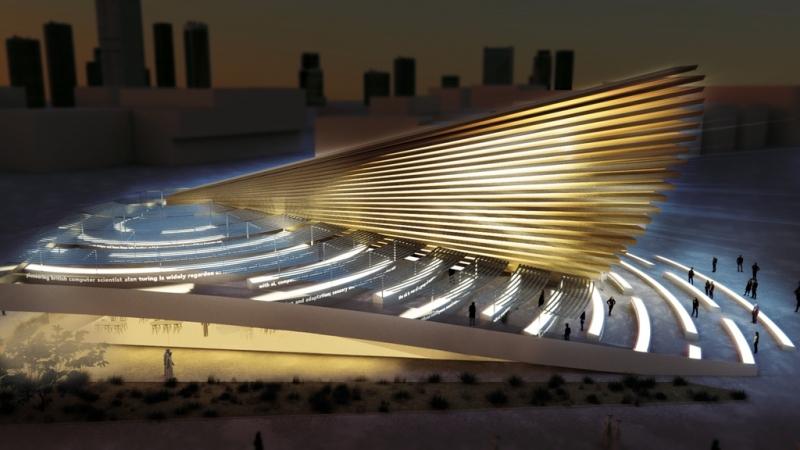 Design for UK pavilion at Expo 2020 Dubai revealed