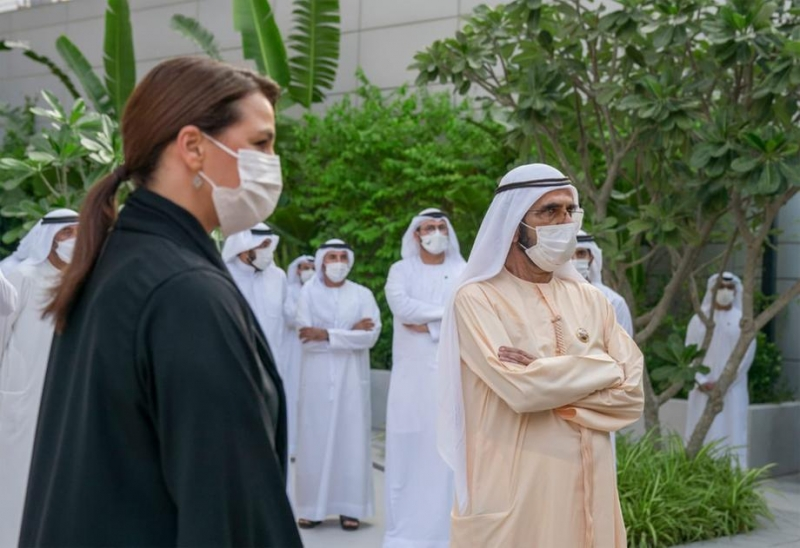 Sheikh Mohammed launches Dubai's Food Tech Valley